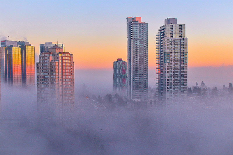 Burnaby listings